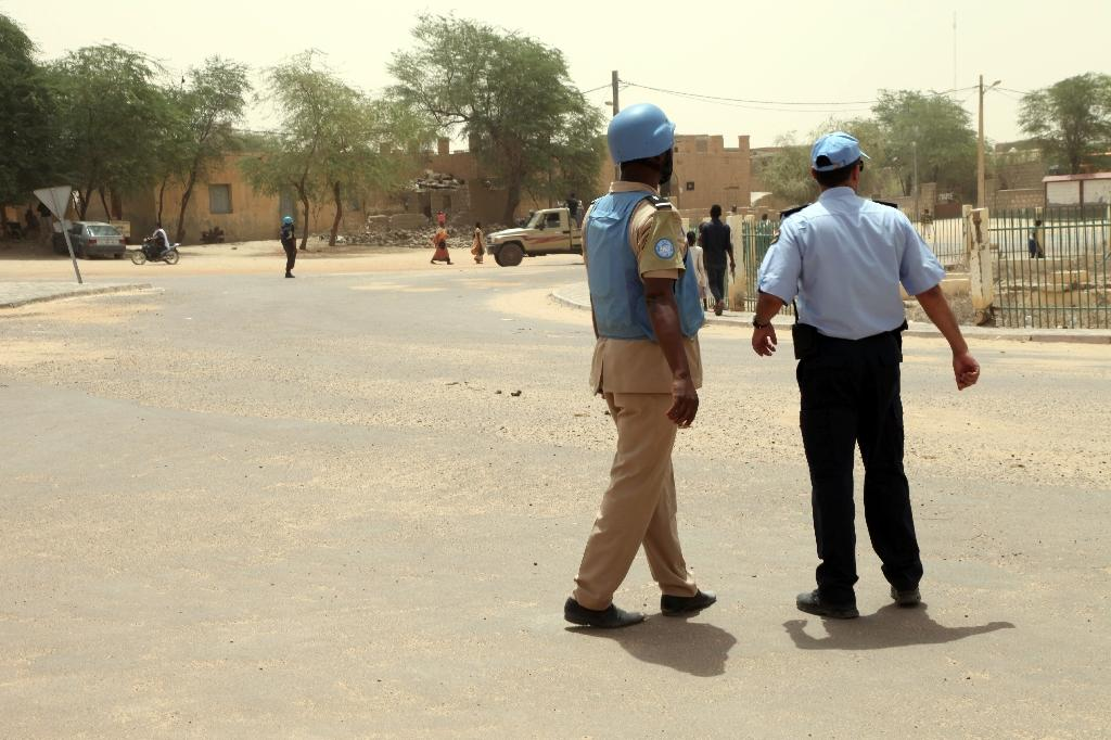 Two UN drivers killed in northern Mali as convoy attacked