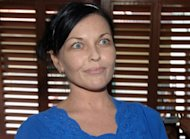 Australian Schapelle Corby is pictured inside Kerobokan prison in 2008. Indonesia's justice ministry said Wednesday it had recommended granting clemency to Corby, whose lawyers argue she went insane after being jailed in a notorious Bali prison