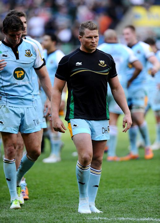 Rugby Union - Dylan Hartley Filer