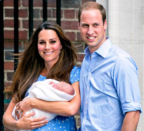 Kate Middleton, Prince William Debut Newborn Son: Today's Top Royal Baby Stories