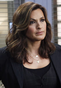 Mariska Hargitay | Photo Credits: Will Hart/NBC