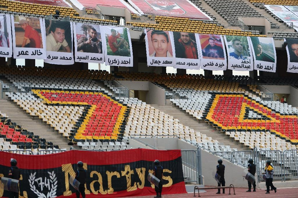 Egypt court sentences 11 to death over 2012 football riot