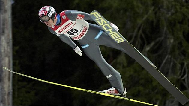 Ski Jumping - Bardal makes history in Trondheim but Stoch edges closer to Crystal Globe