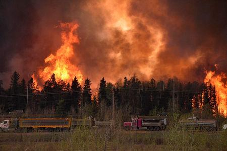 Alberta wildfire set to be Canada's costliest natural disaster