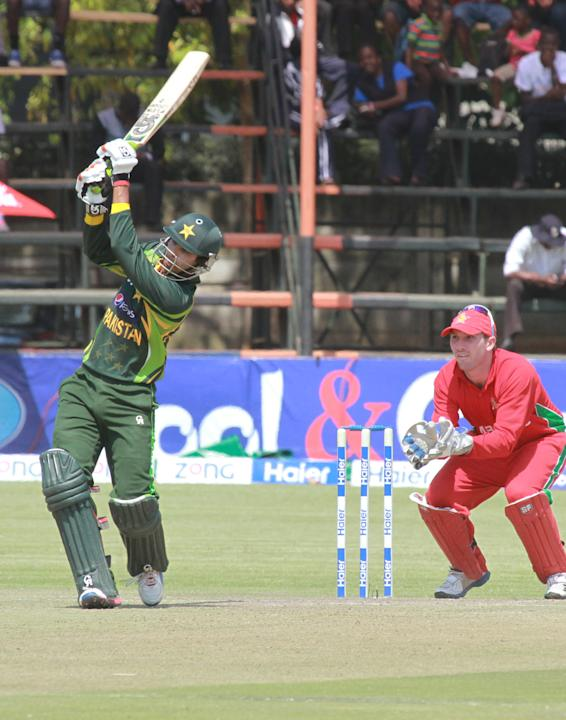 Zimbabwe Pakistan Cricket