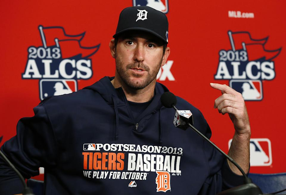 Tigers turn to Verlander after Game 2 collapse
