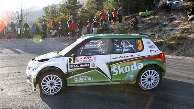 Jan Kopecky triumphed in Croatia (Reuters)