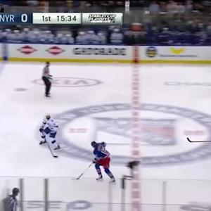 Tampa Bay Lightning at NY Rangers Rangers - 05/24/2015