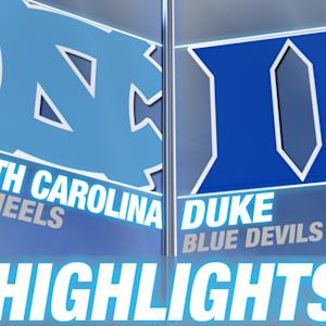UNC vs Duke | 2014 ACC Football Highlights