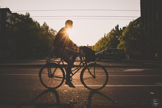 Study shows cyclists exposed to increased air pollution