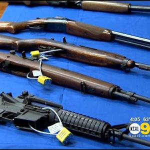 Effort Underway To Take Guns Away From Domestic Violence Offenders