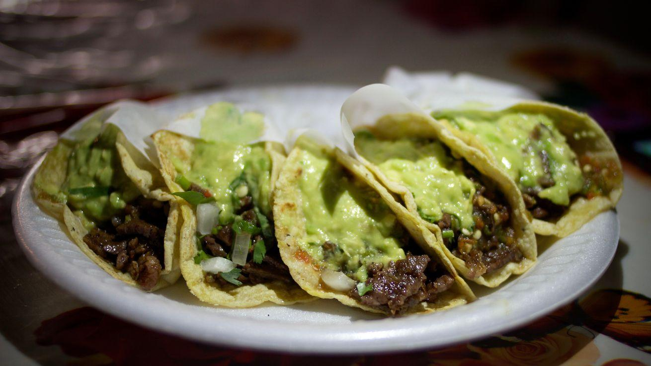 The Finest Tacos in 17 Eater Cities