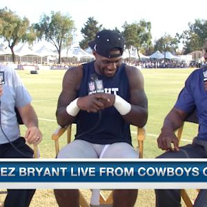 Dallas Cowboys wide receiver Dez Bryant: 'We ready to go'