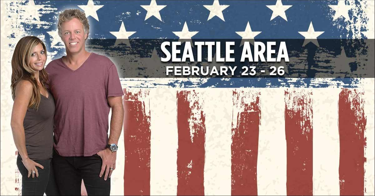 Free Workshop in the Seattle Area 2/23 - 2/27!