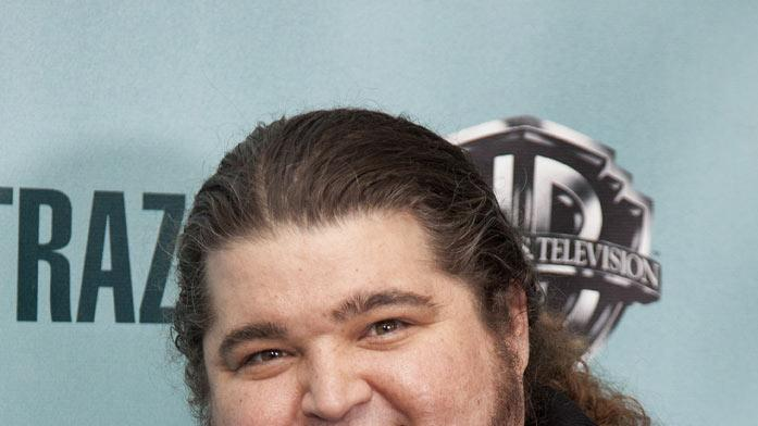"Jorge Garcia attends the premiere party for Fox's ""Alcatraz"" on January 11, 2012 in San Francisco, California."