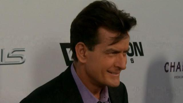 EXCLUSIVE VIDEO: Watch Charlie Sheen Get Headlocked, Kicked Out of a Bar