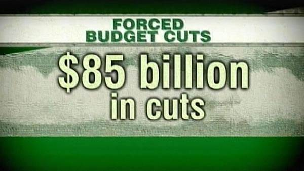 Poll: 40 percent OK with government cuts