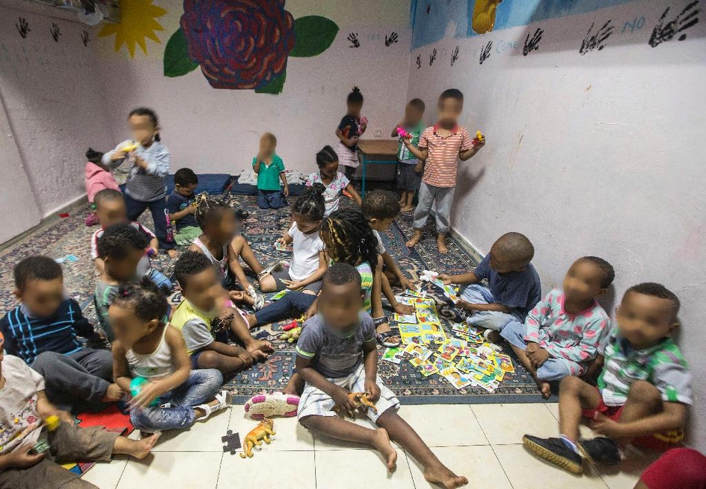 'Baby warehouses' put African infants at risk in Israel