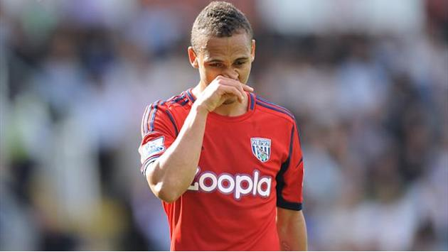 Premier League - Odemwingie: Cardiff stronger than West Brom