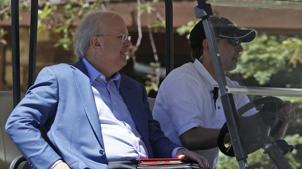 Karl Rove Was the Funniest Person at Romney's Big Park City Retreat