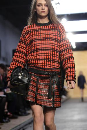Proenza Schouler puts twist on Fashion Week trends
