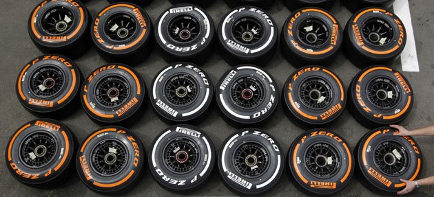 Gray Matter: Sense prevails on F1 tyre change