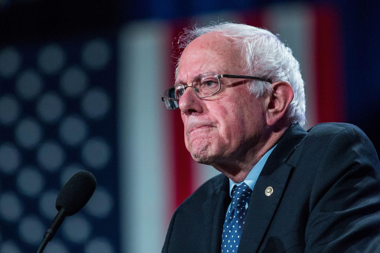 Bernie Sanders just set an impossibly ambitious goal to reverse mass incarceration