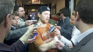 Philadelphia Flyers' Claude Giroux Should Play in the KHL: Fan Analysis