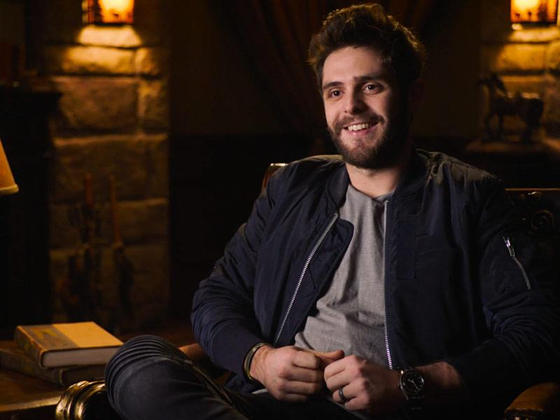 Nominations Announced for iHeartRadio Music Awards, See Thomas Rhett's Shocked Reaction
