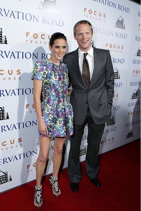 Jennifer Connelly Paul Bettany 2007