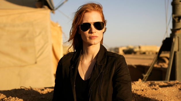 Final 'Zero Dark Thirty' trailer: Jessica Chastain's Maya is the
