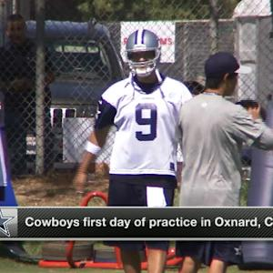 Latest from Dallas Cowboys training camp