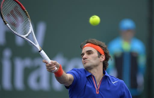Nadal gets victory at Indian Wells