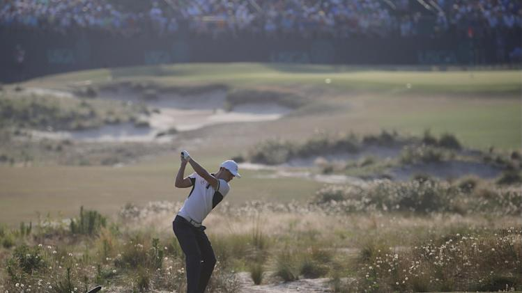 Kaymer closes out wire-to-wire US Open win