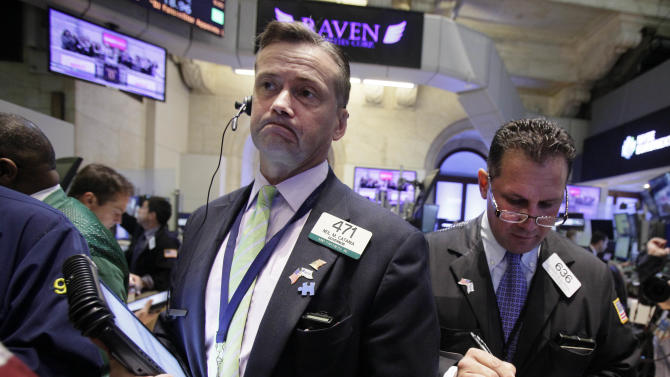 Stocks fall as economic malaise spreads to Japan