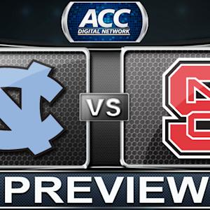 Preview | North Carolina vs NC State | ACC Digital Network