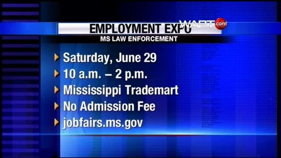 Law Enforcement Job Fair