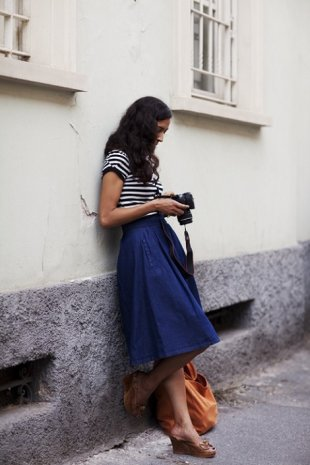 7 Skirts with Pockets