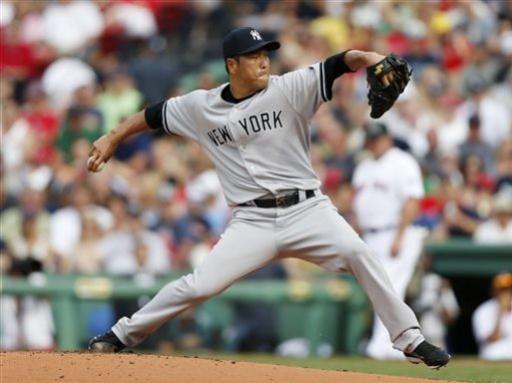 Kuroda, Rivera key Yankees' 5-2 win over Red Sox