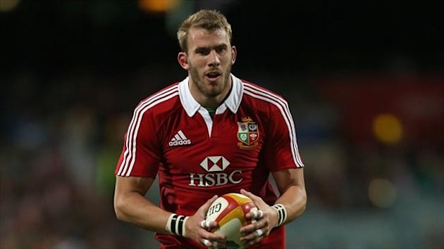 Tom Croft says the Lions will not react to rough tactics