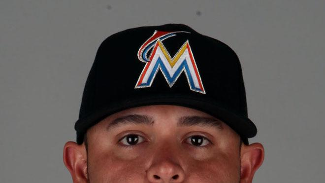 Ricky Nolasco Baseball Headshot Photo