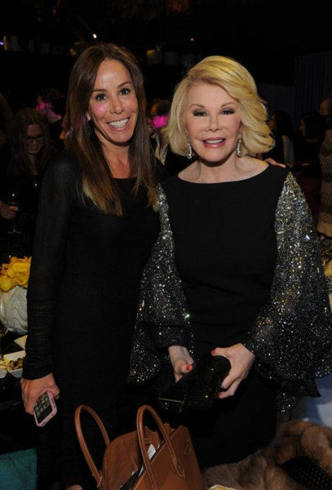 Melissa Rivers Loves American Fashion the Most