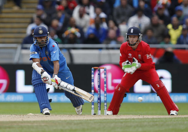 Britain Cricket ICC Trophy Final England India