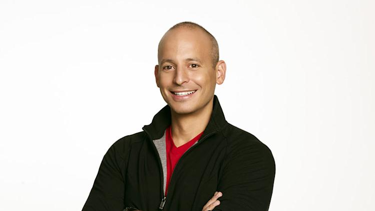 "Harley Pasternak in ""The Revolution."""