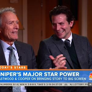 Clint Eastwood's Advice for Bradley Cooper