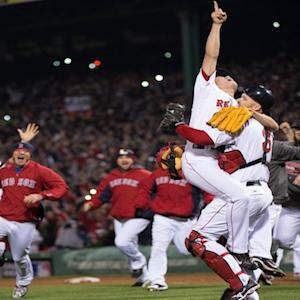 Boston Red Sox pick up a #WIN