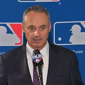 Rob Manfred elected as MLB commissioner