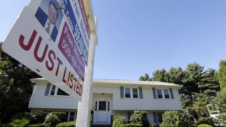 US home sales hit 6½-year high but could slow soon