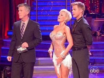Kellie Pickler Derek Hough Dancing with the Stars