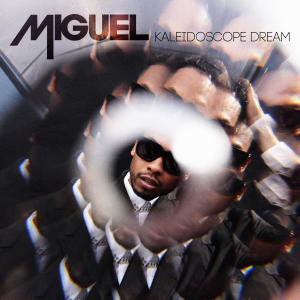 """This CD cover image released by RCA Records shows the latest release by Miguel, """"Kaleidoscope Dream."""" (AP Photo/RCA Records)"""